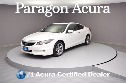 Pre-Owned 2012 Honda Accord 3.5 FWD 2D Coupe