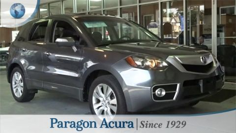 Pre-Owned 2011 Acura RDX  FWD 4D Sport Utility