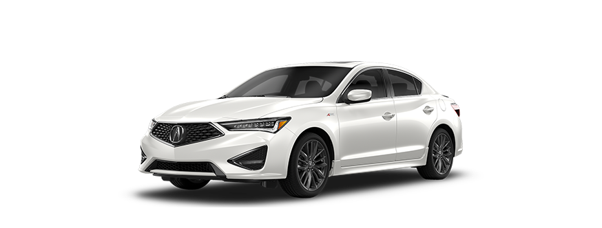 New 2019 Acura ILX with Premium and A-Spec Package