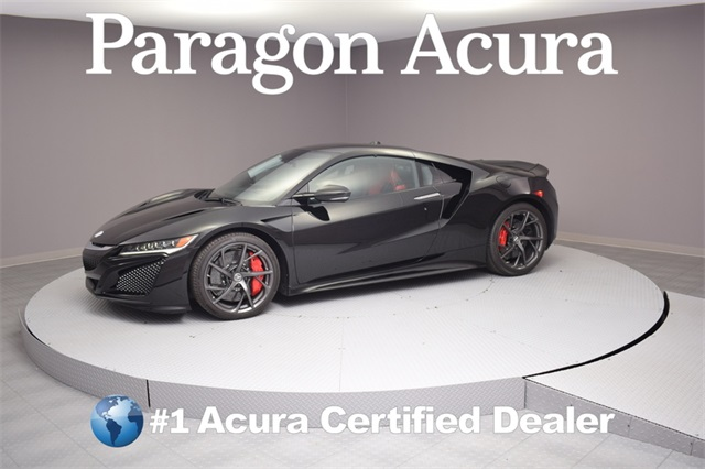 New 2017 Acura Nsx 2d Coupe In Woodside G12357 Paragon Acura