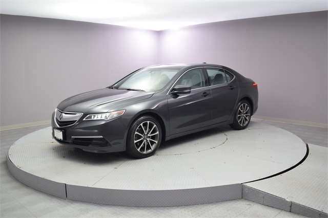 Certified Pre-Owned 2016 Acura TLX 3.5 V-6 9-AT P-AWS