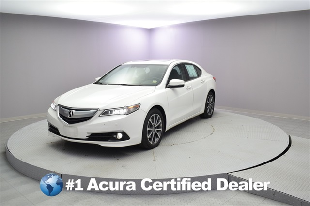 Pre Owned 2017 Acura Tlx Sh Awd W Advance Package