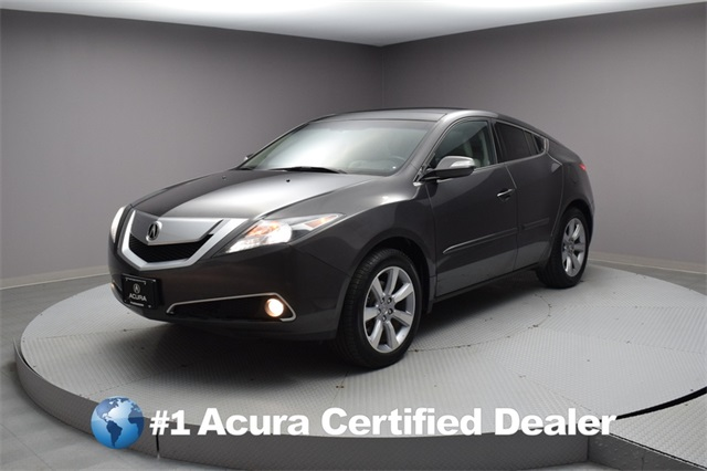 Pre-Owned 2011 Acura ZDX Technology