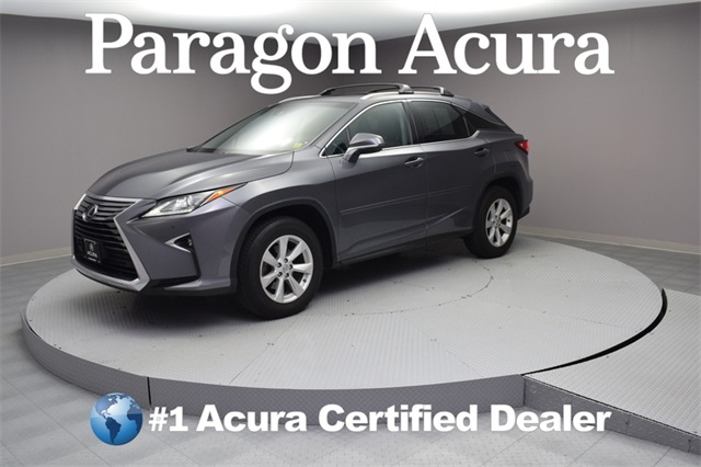 Pre Owned 2016 Lexus RX F Sport