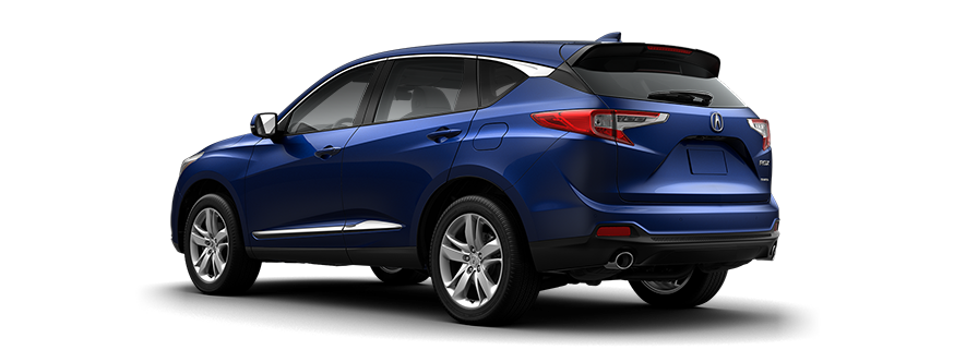 New Acura RDX SHAWD ADVANCE D Sport Utility In Woodside - Acura rdx lease prices paid