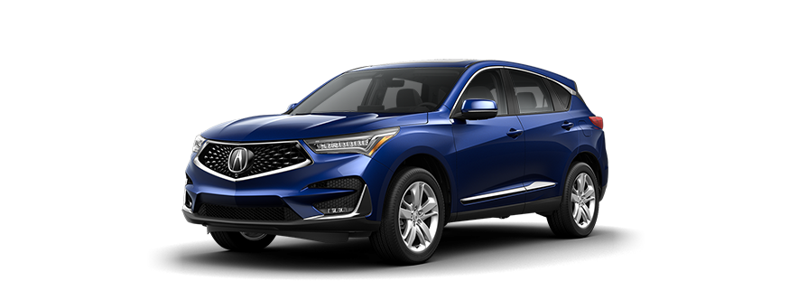 New 2019 Acura Rdx Sh Awd Advance 4d Sport Utility In Woodside