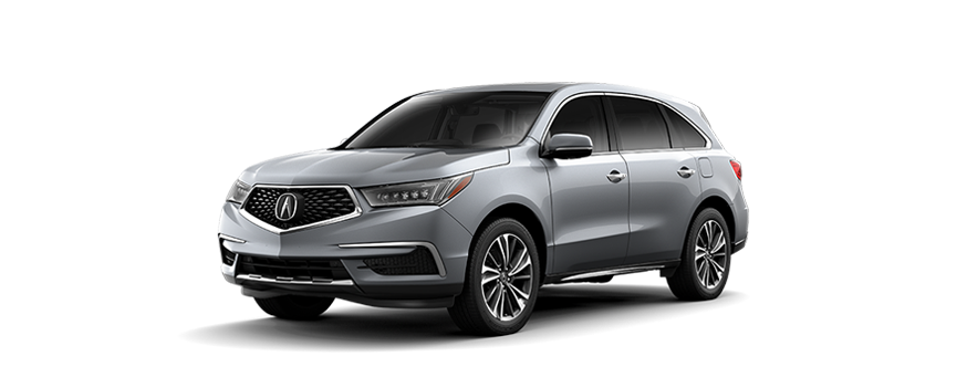 New 2018 Acura MDX SH AWD with Technology and Entertainment Packages