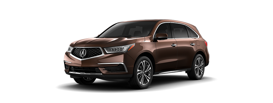 New 2019 Acura MDX SH-AWD with Technology and Entertainment Packages