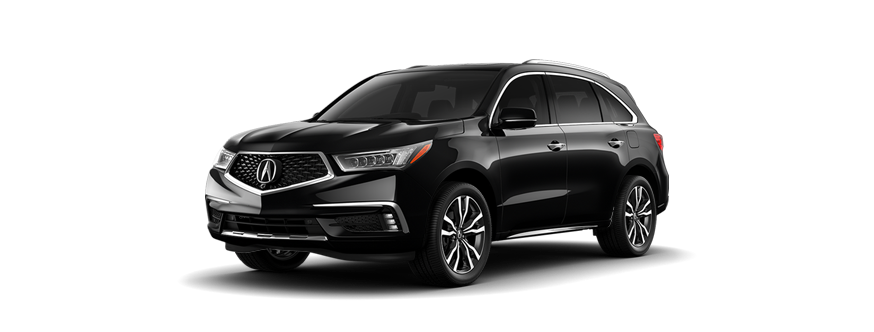 New 2020 Acura MDX SH-AWD with Advance and Entertainment Packages