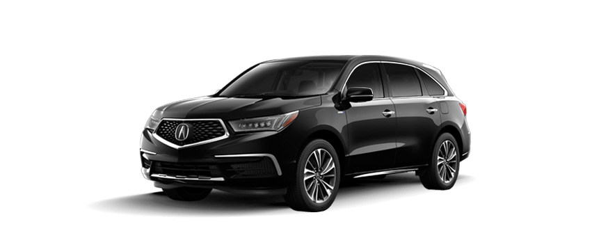 New 2018 Acura MDX Sport Hybrid Sport Hybrid SH AWD with Technology