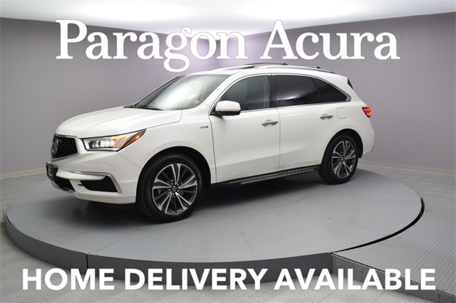 Certified Pre-Owned 2019 Acura MDX Sport Hybrid Sport Hybrid SH-AWD with Technology Package