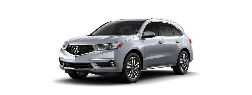 New 2020 Acura Mdx Sport Hybrid Sh Awd With Advance Package