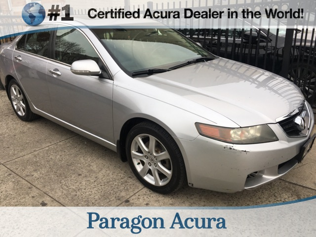 Pre-Owned 2005 Acura TSX