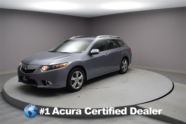 Pre-Owned 2011 Acura TSX Technology