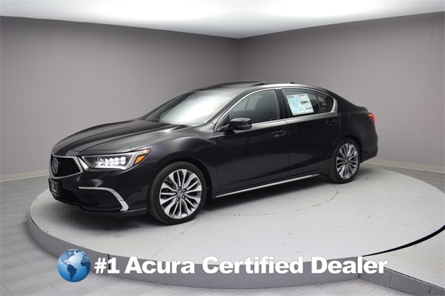 Pre-Owned 2018 Acura RLX Technology Package