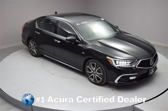 Pre-Owned 2018 Acura RLX Sport Hybrid w/Advance Package