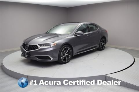 Certified Pre-Owned 2018 Acura TLX 3.5 V-6 9-AT P-AWS with Technology Package