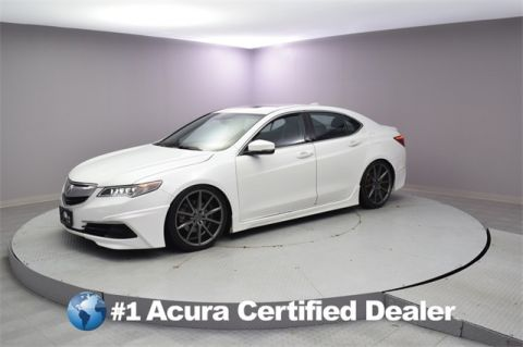 Pre-Owned 2015 Acura TLX SH-AWD w/Technology Package