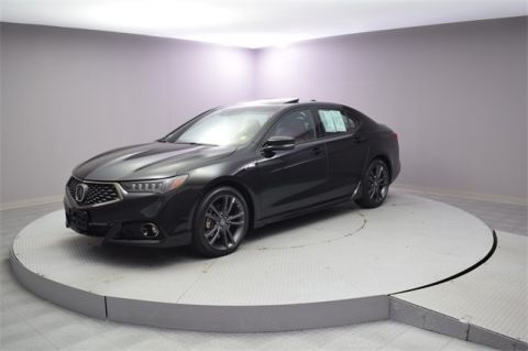 Certified Pre-Owned 2019 Acura TLX 3.5 V-6 9-AT SH-AWD with A-SPEC RED