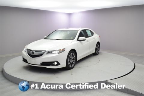 Pre-Owned 2017 Acura TLX SH-AWD w/Advance Package