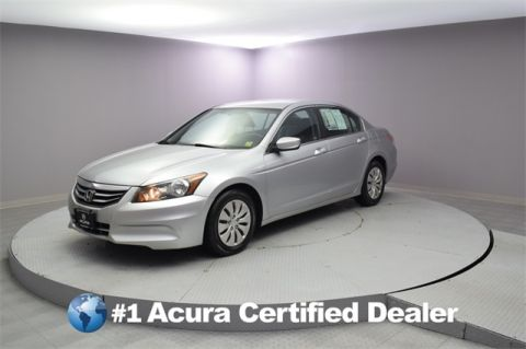 Pre-Owned 2012 Honda Accord 2.4