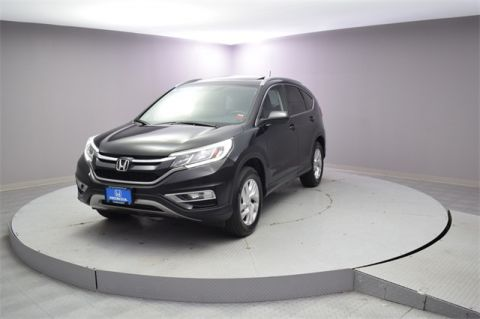 Pre-Owned 2015 Honda CR-V w/Navigation