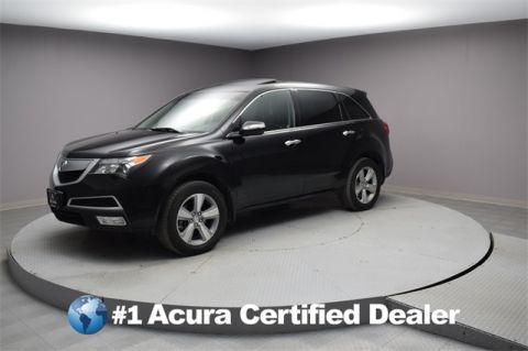 Pre-Owned 2012 Acura MDX Entertainment
