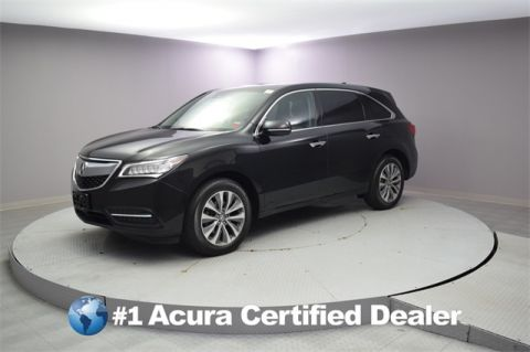 Pre-Owned 2016 Acura MDX SH-AWD w/Technology Pkg