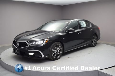 New 2018 Acura RLX Sport Hybrid Sport Hybrid SH-AWD with Advance Package