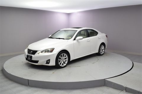Pre-Owned 2011 Lexus IS AWD